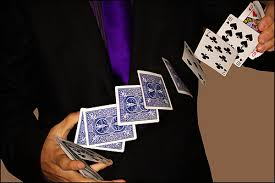 Sleight of HAnd Card tricks
